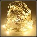 DC12V 9 Cores 5 m 50LED Prata Fio de Cobre LED String Fada Luzes de Natal ao ar livre