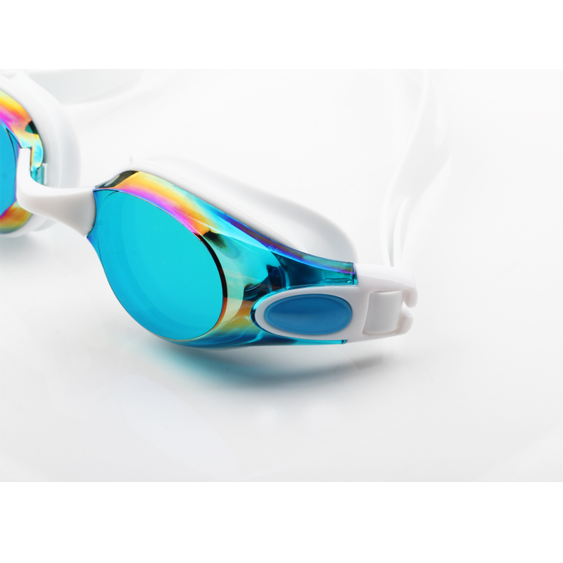 Plivanje naočale Anti-Fog muškarci i žene profesionalni silikonski - Sportska odjeća i pribor - Foto 6