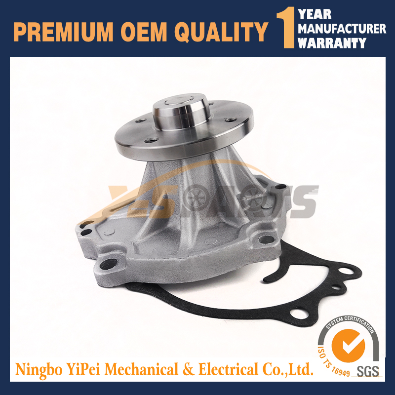 21010-FU425 Water Pump For Nissan K15 K21 K25 Engine 21010-FU400 21010-FU40J