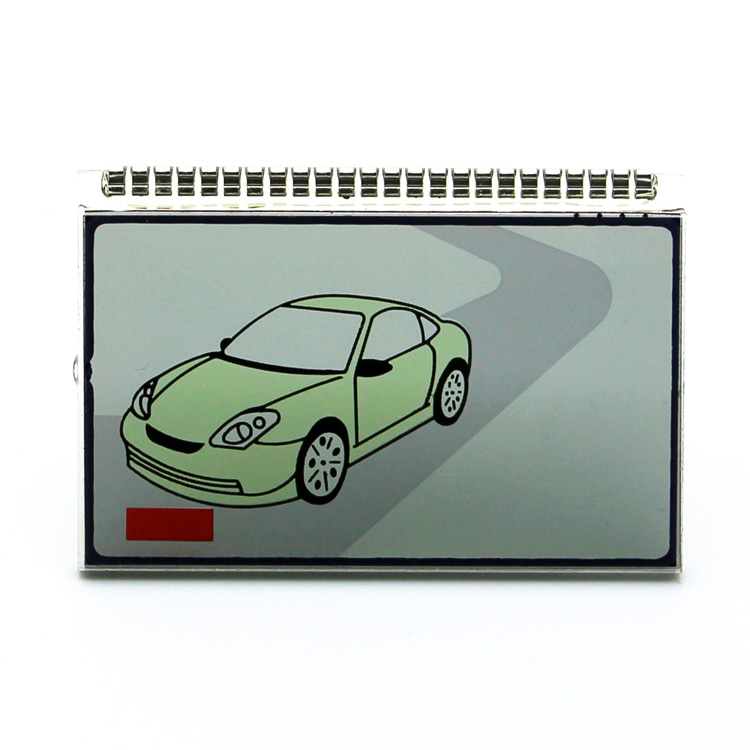Russia Version M6 LCD Display For Scher-khan Magicar 6 Lcd Remote Controller Two Way Car Alarm System Free Shipping