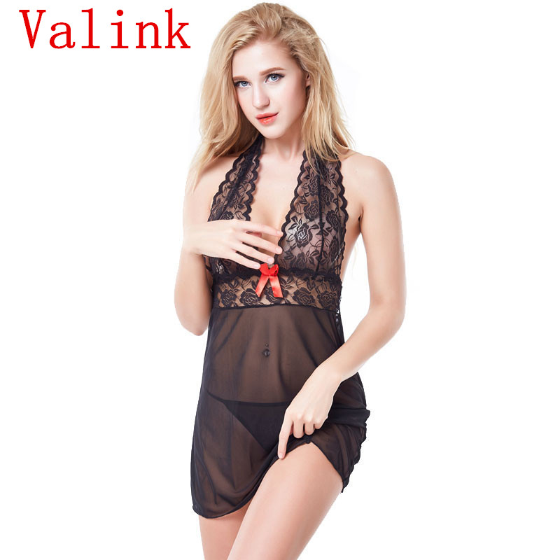 Women <font><b>Sexy</b></font> <font><b>Lingerie</b></font> Corset With G-string <font><b>2</b></font> Piece Set Dress Underwear Sleepwear Plus Size <font><b>Erotic</b></font> Costums Clothes Fast Shipping image