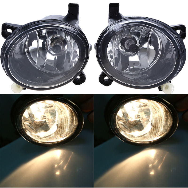 1x Fog Light Lamp with Bulb Right Side For Audi A4 S4 Avant Quattro 2013-2016 15