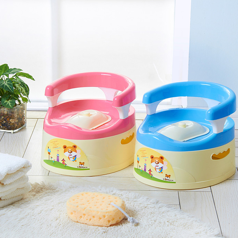 Cheap Price Baby Plastic Toilet Seats New Portable Potty Chair