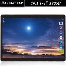 10.1 pulgadas 4g android tablet pc tab t805c pad 2 gb ram 32 gb rom Quad Core Play Store Bluetooth 3G Llamada de Teléfono de Doble Tarjeta SIM 10″
