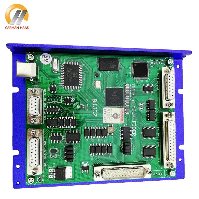 JCZ Laser Marking Controller Board Software Ezcard For Fiber CO2 UV Green Marking Machine IPG Laser Marking Card