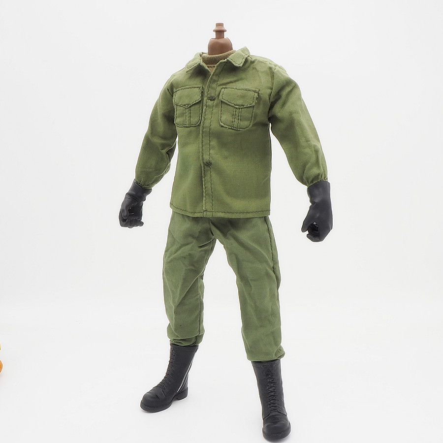 1/6 Scale Accessories Female Clothes Oliver Uniforms set For 12 Male Military Action Figure Body1/6 Scale Accessories Female Clothes Oliver Uniforms set For 12 Male Military Action Figure Body