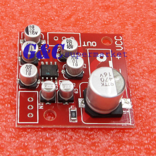 1PCS BA3121 Common GND Noise Reduction Board Stable Amplifier AMP for Car Audio