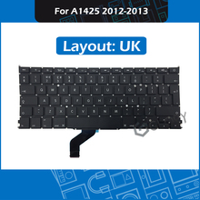 10pcs/Lot for Macbook Pro Retina 13″ A1425 UK Keyboard Replacement Late 2012 Early 2013 MD212 ME662