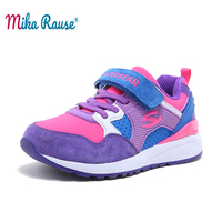 Fashion Children shoes for girls sneakers pink girl student sport running shoes soft leather Breathable baby boy Tennis Sneakers
