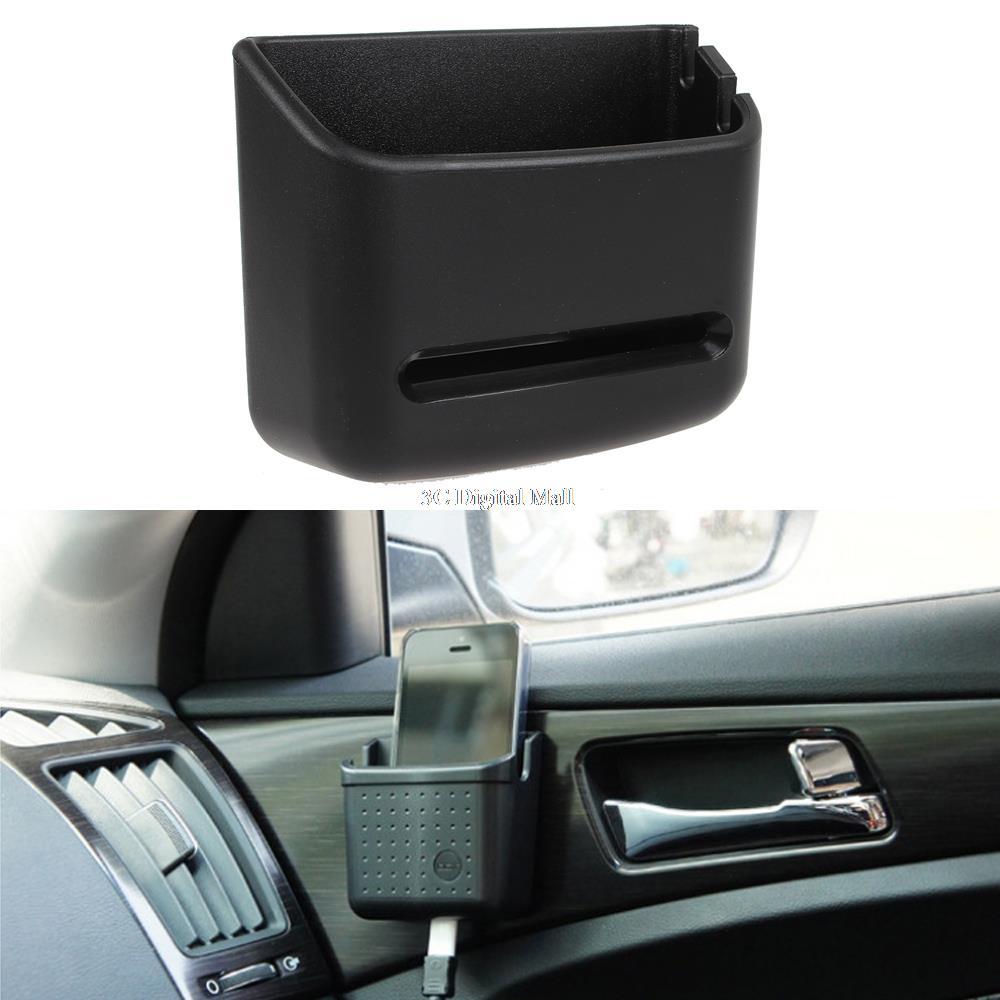 Auto Multifunktionale Handy Halter Tasche Fall Auto Handschuh Box für Auto Styling Lagerung Box Regale