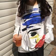 fe407175f Missoov moda feminina ulzzang harajuku T shirts spring autumn women tshirt  female
