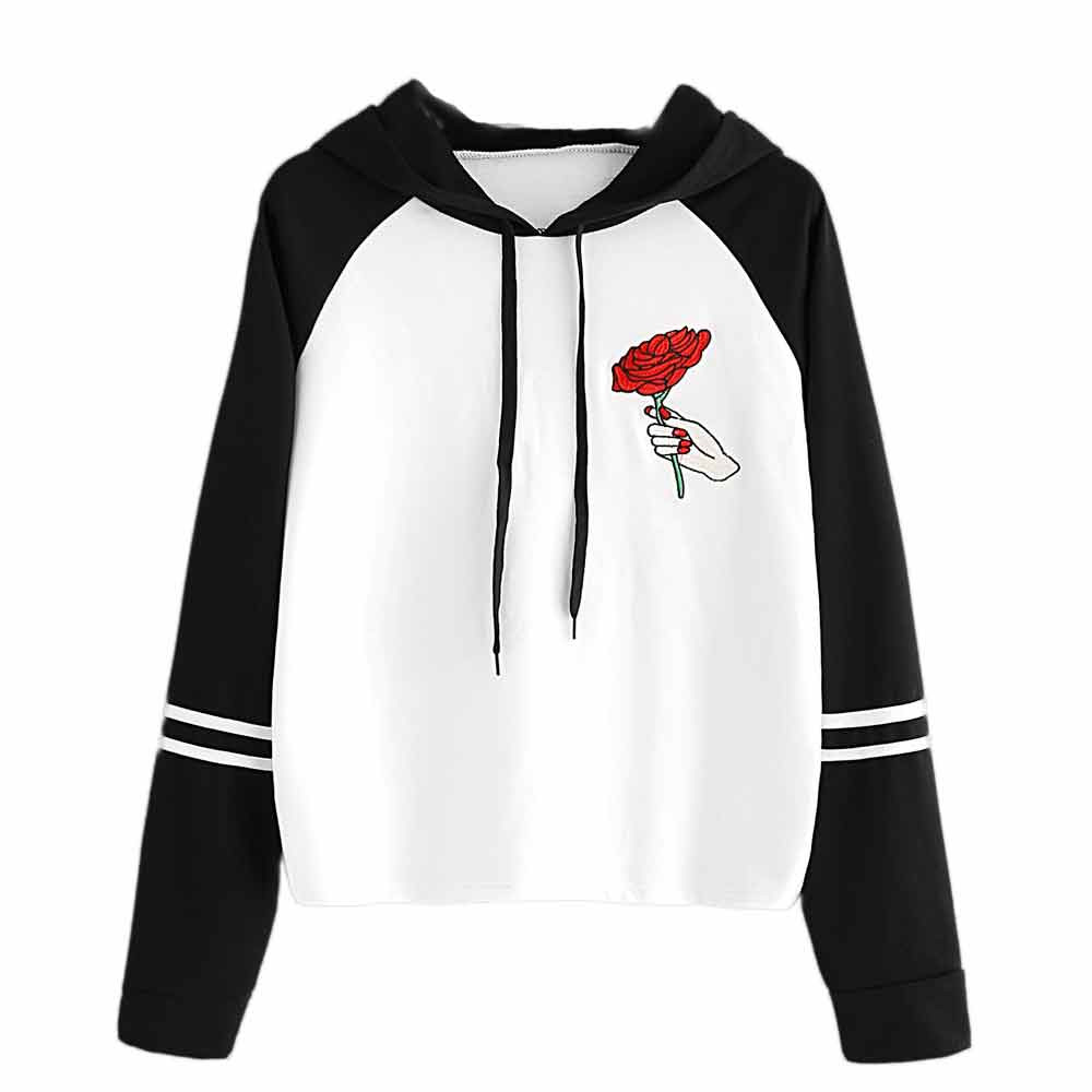 2018 autumn hoodies for womens...