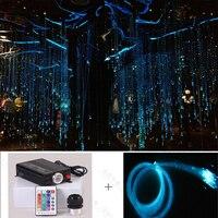 Fabbrica di plastica in fibra ottica ha condotto l'illuminazione palma luce al neon luce dell'albero di Natale