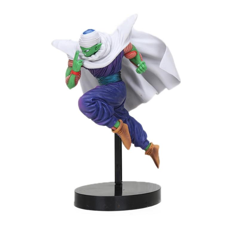 8-30 см Dragon Ball Z SCultures, большая серия Budoukai, фигурка из лазурита, наппа, радиц, Гоку, плавки, Вегета, сатана, Коллекционная модель - Цвет: 3913 18cm piccoloopp
