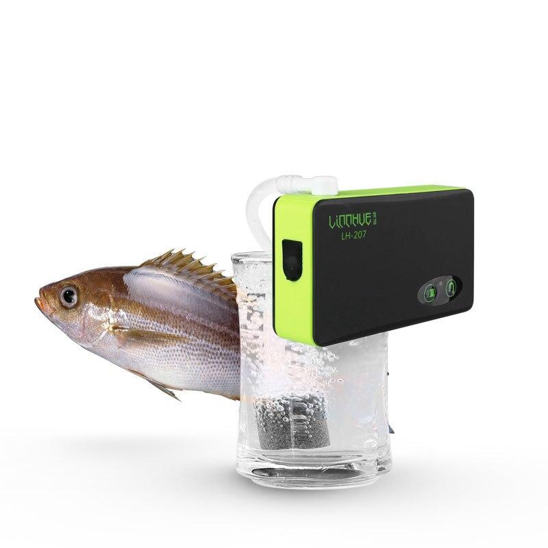 Pompe de pompage et d'oxygénation absorbeur d'eau portable batteur d'admission d'eau mélange d'appâts fournitures de pêche