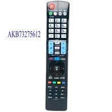 新しい交換リモコン AKB73275612 Lg テレビスマート 3D LED ハイビジョン液晶テレビ AKB73275619 42LW573S 47LW575S
