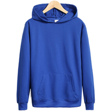 2017 New Arrivals Solid Color Male Hooded Sweatshirt Big and Tall Mens Polo Hoodies Cotton Hoodie Jacket Streetwear Outwear S062
