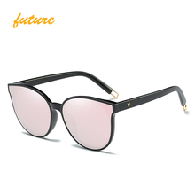 2017 Retro Round Sunglasses Women Brand Designer Men Vintage Oculos Mirror Sun Glasses for Women 9 Color Lunette De Soleil Femme