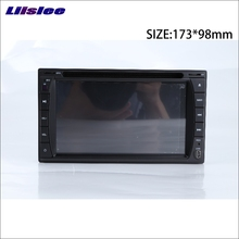 173*98mm Car Radio CD DVD Player AMP BT HD Touch TV Screen GPS Navi Navigation Audio Video Stereo Android System