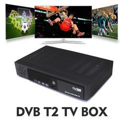 Vmade DVB-T2 Цифровое ТВ высокой четкости ресивера MPEG-2/4 H.264 поддерживает YouTube ТВ тюнер ресивер распродажа, товар из Европы V8