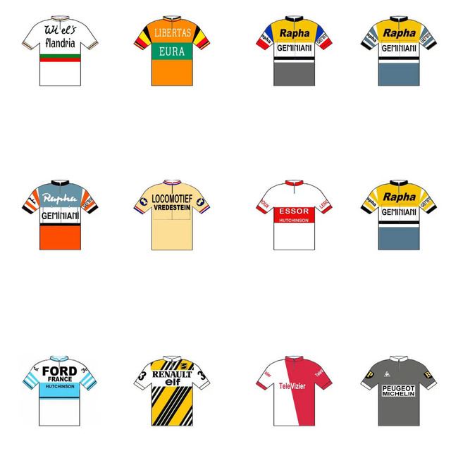 Multi Chooses Retro Classical NEW ROAD MOUNTAIN RACE pro Bike Team Cycling  Jersey Breathable Customized Multi Types ffbb5fb6b