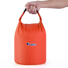 10L / 20L Outdoor swimming Waterproof Bag Camping Rafting Storage Dry Bag with Ajustable Strap Hook free shipping