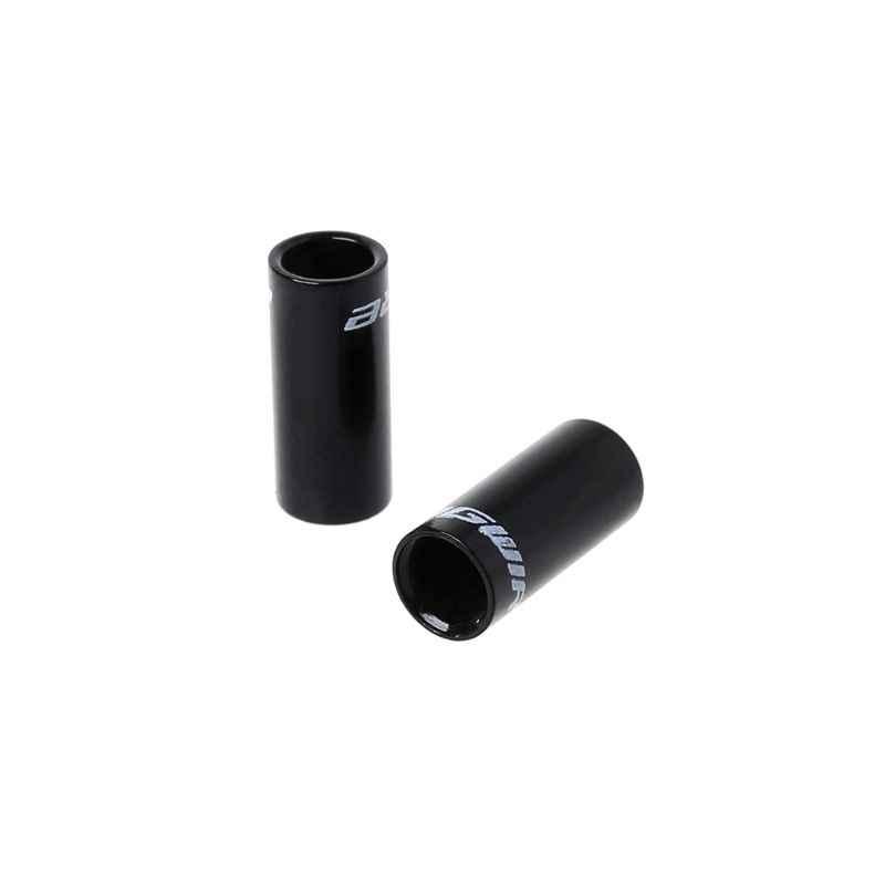1 ensemble câble capuchon protecteur couvercle métal changement de vitesse câbles fil 4mm réglage boulon vtt vélo pièces accessoires vélo dérailleur