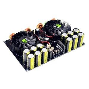 Image 5 - KYYSLB TDA8954 420W + 420W 2.0 Class D Digital Power Amplifier Board (Fan Cooling) AC12.5V to AC26V  Amplifier Board