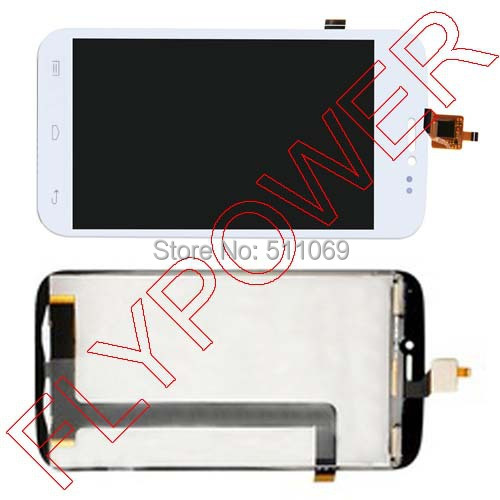 ФОТО For Explay Cinema LCD Display +Digitizer touch Screen Assembly white by free shipping