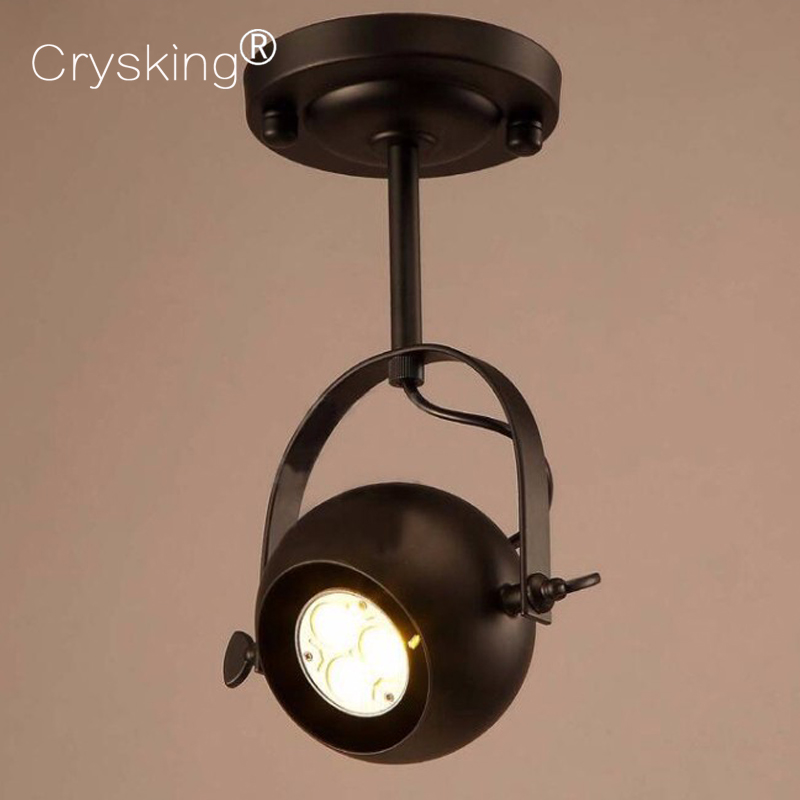 3 Watts Spot LED Ceiling Lamp Vintage LED Light Loft