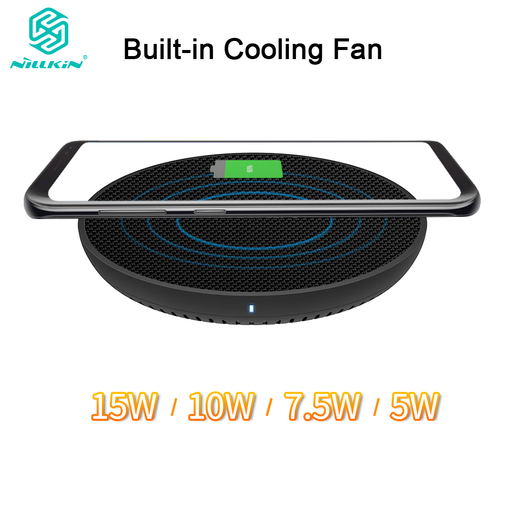 Fast Wireless Charger 15W