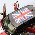 Полупрозрачная люк наклейка на крышу автомобиля Стайлинг для MINI Cooper S JCW F54 F55 F56 F57 F60 Countryman, Clubman аксессуары