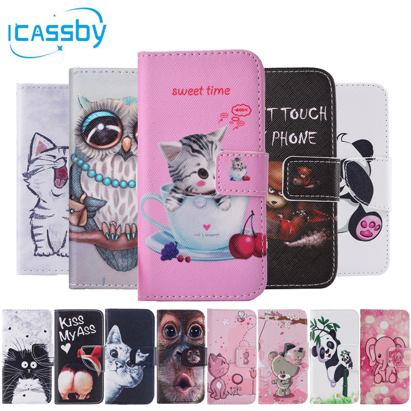 Wallet Cases Hearty Flip Book Case For Coque Samsung Galaxy S7 Luxury Cat Skull Pu Leather Wallet Phone Cover For Samsung S7 Case Etui For Galaxy S7