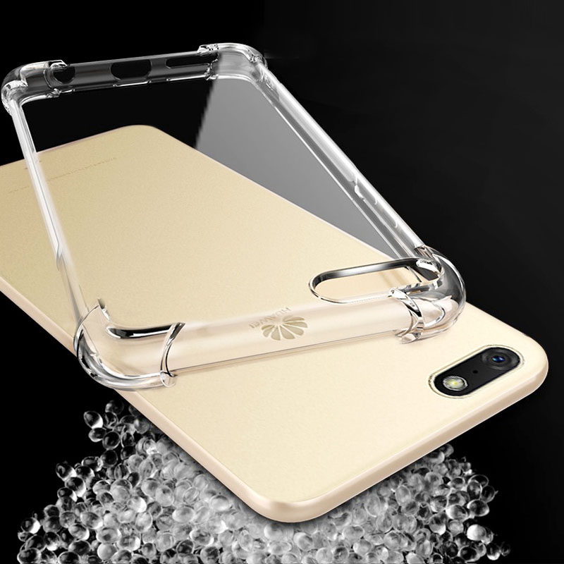 YueTuo phone back etui,capinha,coque,cover,<font><b>case</b></font> for <font><b>huawei</b></font> Y5 <font><b>2018</b></font> <font><b>y</b></font> 5 prime for honor 7s <font><b>7</b></font> s 7a DUA L22 5.45 DUA-L22 silicone image