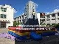 2016 новый Завод прямые Надувные слайд, надувные скалолазание, KYG-105