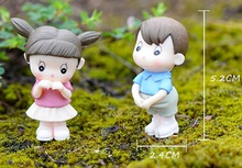 Doll House Accessories scale 1:12 resin wrist lover doll decoration gift Toys for Kids