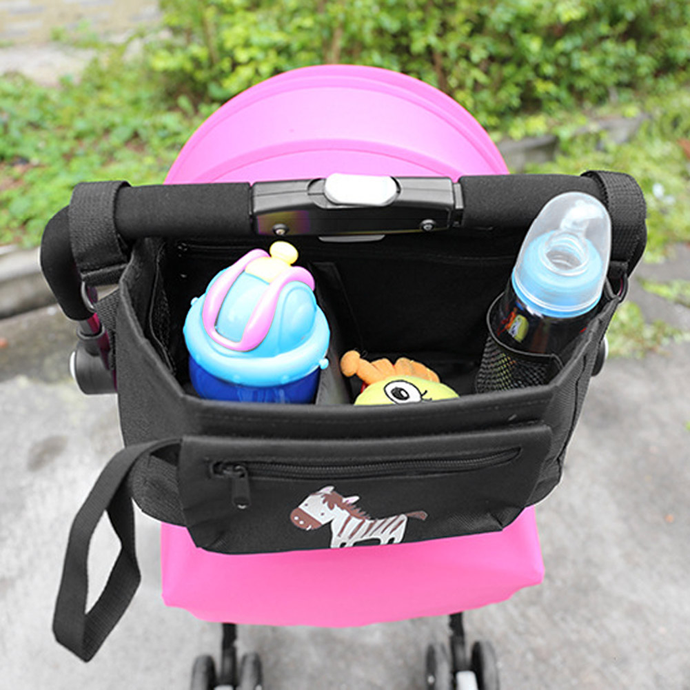 Portable Baby Diaper Bag Organizer Shoulder Bag Mother Maternity Baby Care Nappy Changing Stroller Diapers Bag for Wheelchairs