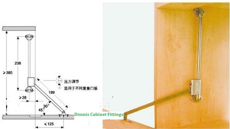 Fold Down Cabinet Door Hardware Choice Image Doors Design Modern