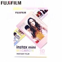 الأصلي فوجي فيلم فوجي Instax Mini 8 ماكرون فيلم 10 ورقة ل 11 7 7s 8 9 50s 7s 90 25 حصة SP 1 الكاميرات الفورية وصول جديد