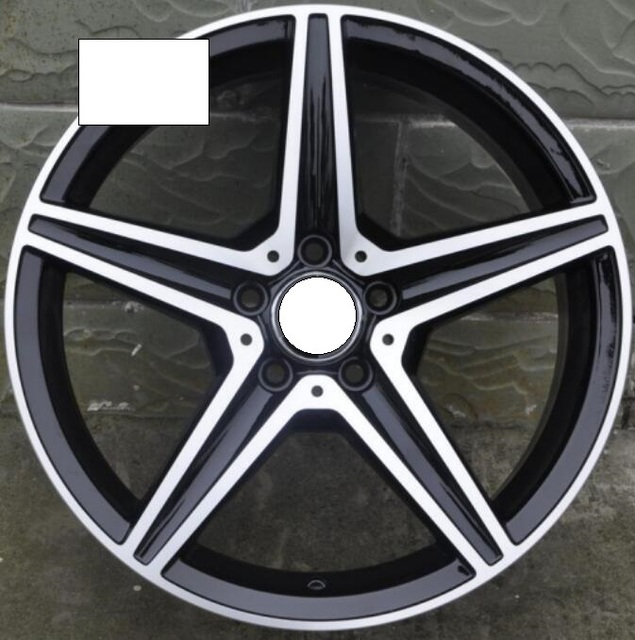 17 18 19 Inch 5x112 Car Aluminum Alloy Rims Fit For Mercedes Benz A