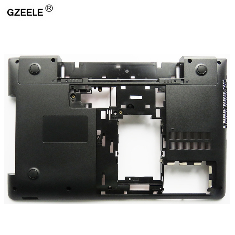 GZEELE Bottom base case For SAMSUNG 350V5C 355V5C NP350V5C NP355V5C 350E5C 355E5C NP350E5C NP355E5C Base Cover BA75-04092A LOWER цена