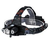 YAGE Rechargeable Led Head Lamp Lights Headlamp Forehead Flashlight Head Light Led Lintern Touch Fishing Lanterna
