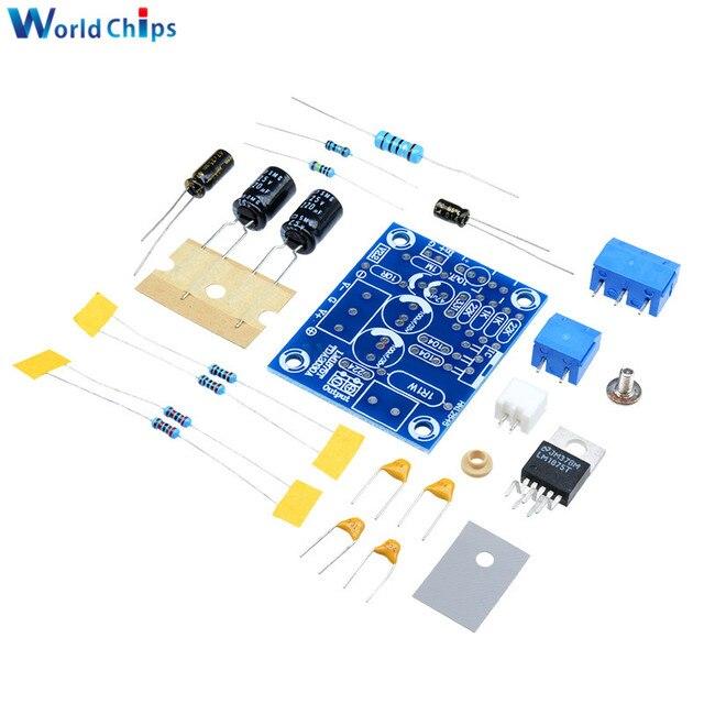 20 W HIFI LM1875T Mono Board Khuếch Đại Kênh Stereo Khuếch Đại Âm Thanh Module Kit đối với DIY Mạch Tích Hợp