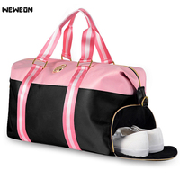 Women Gym Bags For Training Bag Men Fitness Travel Sac De Sport Outdoor Sports Bag with Shoes Stroage Packet Gymtas Yoga Bolsa