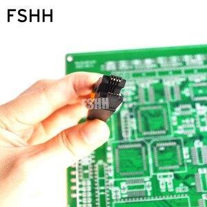 Image 5 - SOIC8 SOP8 Test Clip Para EEPROM 150mil 200mil/93CXX/25CXX / 24CXX programação in circuit