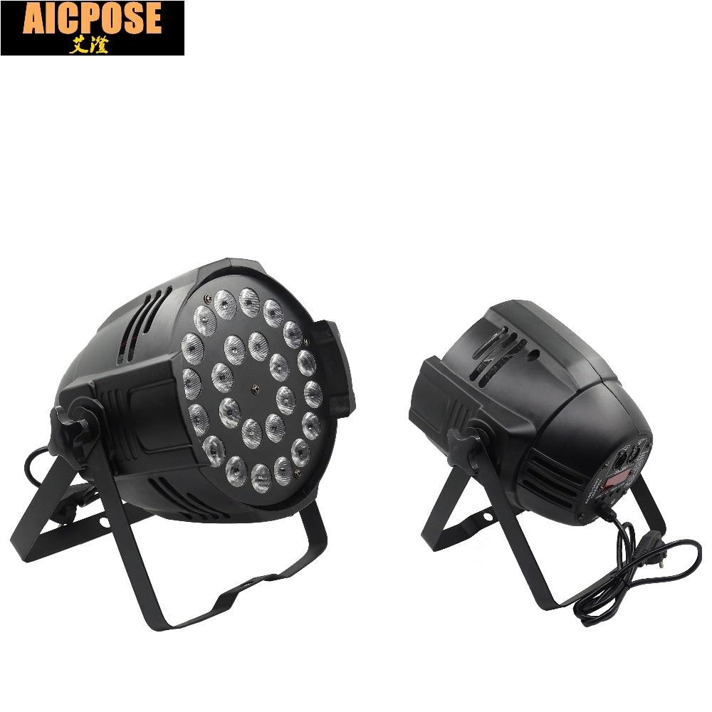 24x12w Light Aluminum LED Par 24x12W RGBW 4in1 LED Par Can Par 64 led spotlight dj projector wash lighting stage light