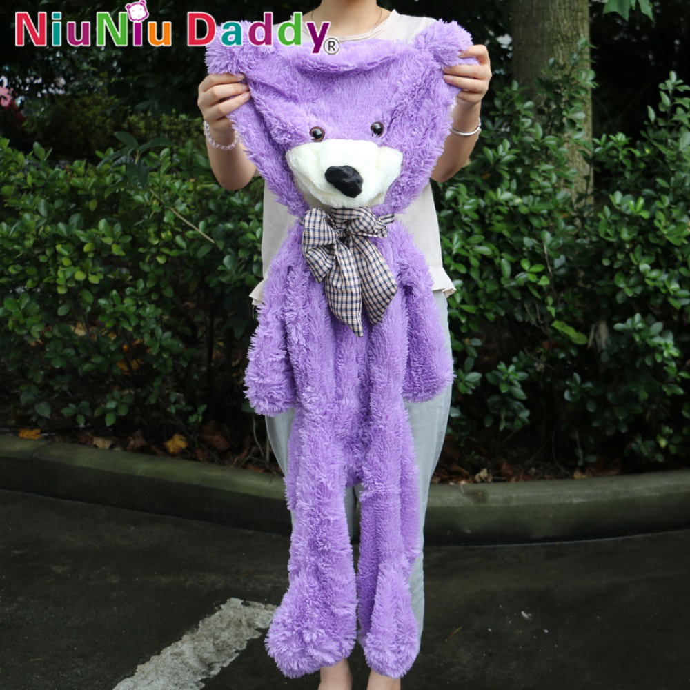 Niuniudaddy Giant Bear SkinS Toy Plush Teddy Bear Bearskin Plush Fabric Plush Toy For Children And Girls Birthday Gifts