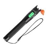 Бесплатная доставка по льготной цене лазерный 30 мВт Визуальный дефектоскоп, волоконно-оптический кабель тестер 10-30 км Диапазон AUA-30