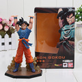 16cm Dragon Ball Z Son Goku Battle Genki Dama PVC Action Figure Model Toys Dragon Ball figure Retail Box WU084