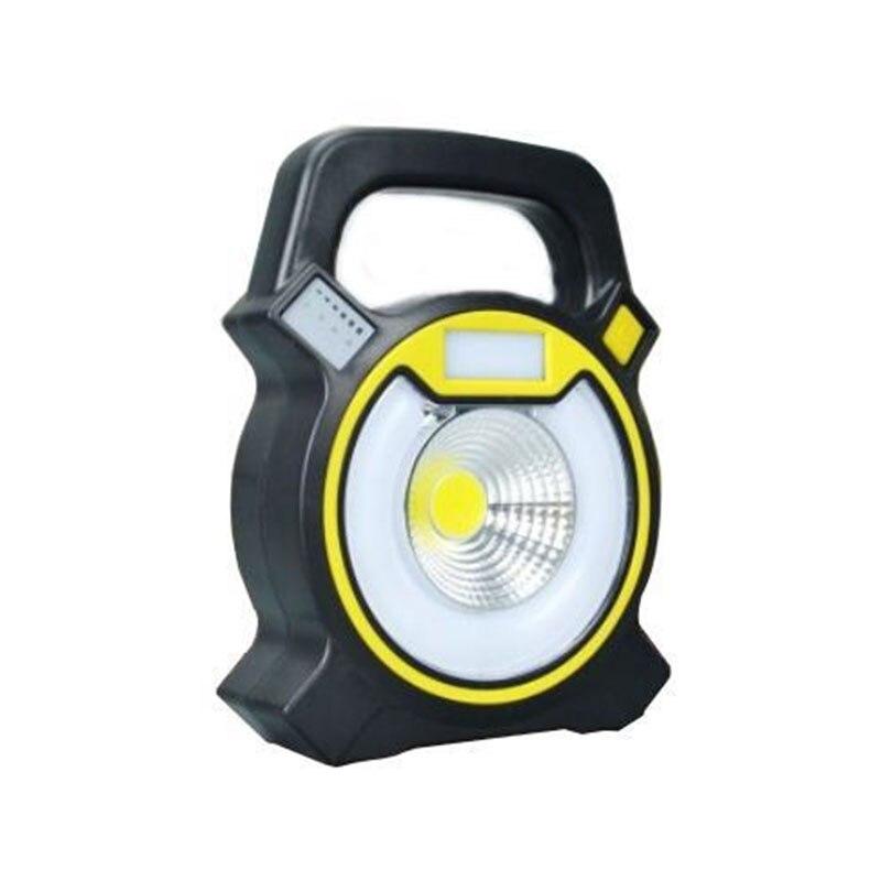 DC5V 4 режима света Портативный прожектор Светодиодный Аварийного напольный светильник